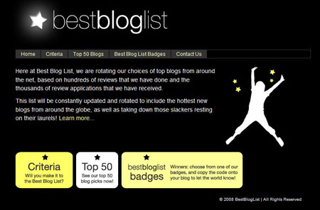 Best Blog List