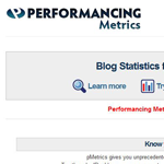 Performancing pMetrics