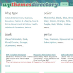 WP Themes Directory