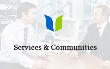 Services & Communities