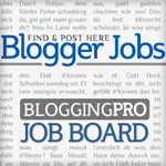 BloggingPro Jobs