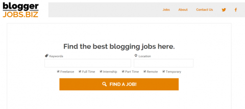 Blogger Jobs - All the latest blogging and freelance writing jobs